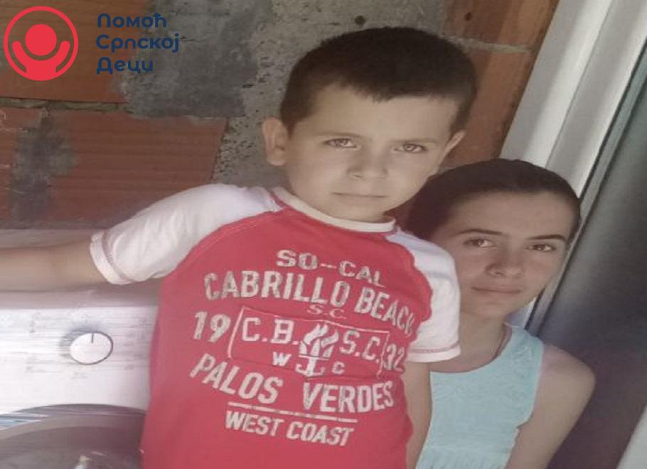 Help Milka and Mladen Apostolović attend school 4